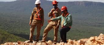 Empregos nas mineradoras