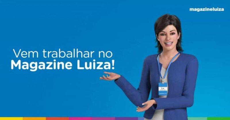 Trabalhe Conosco Magazine Luiza