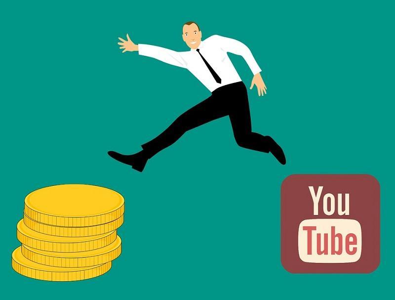 Renda com Youtube